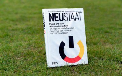 NEUSTAAT-Vorschlag Nr. 1 verabschiedet: Zukunftlobby
